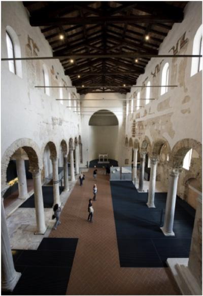 Museo Santa Giulia Brescia.Il Museo Di Santa Giulia E Il Capitolium Le Radici Di Brescia