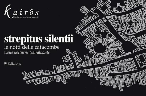 1 Strepitus Silentii le notti delle catacombe.