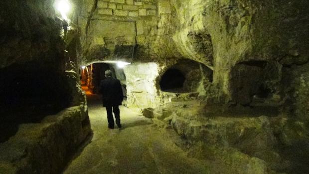 2 Strepitus Silentii le notti delle catacombe