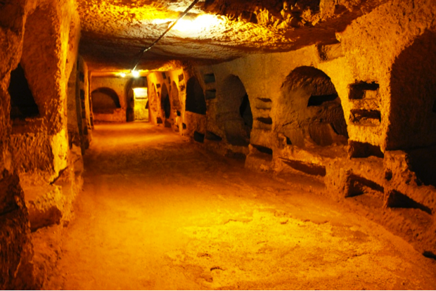 3 Strepitus Silentii le notti delle catacombe