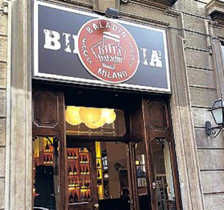Baladin Milano birra 1