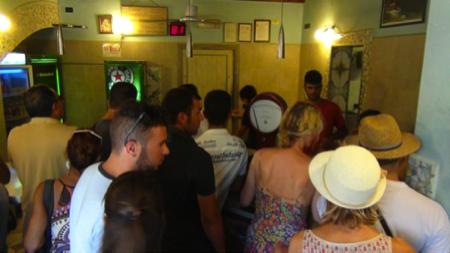 Il pane cunzatu - cibo di strada Palermo 4