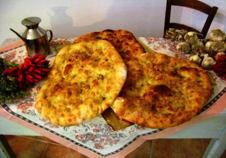 Pizze a furne apierte di Biccari - Foggia 1