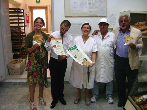 Pizze a furne apierte di Biccari - Foggia 3