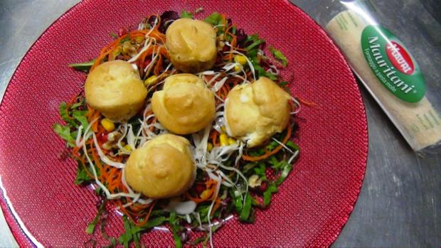 Ricette con i formaggi Mauri 2