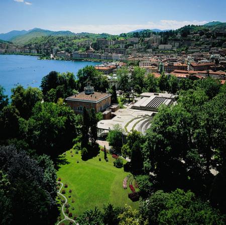 Ristorante Parco Ciani - Lugano 1