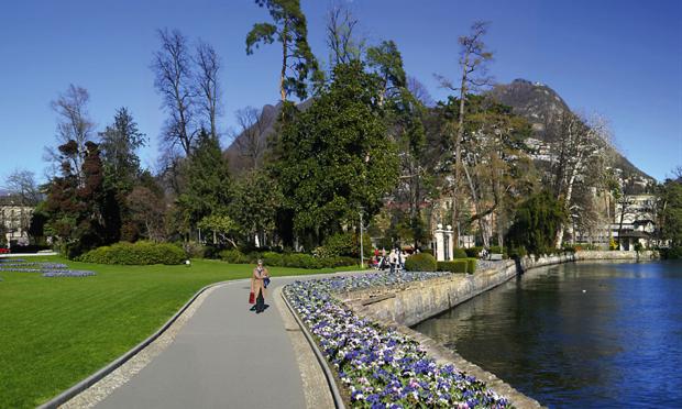 Ristorante Parco Ciani - Lugano 2