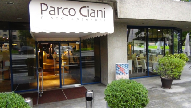 Ristorante Parco Ciani - Lugano 3
