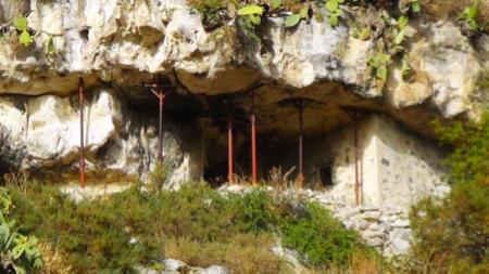 Chiafura storia dei cavernicoli di Scicli 2