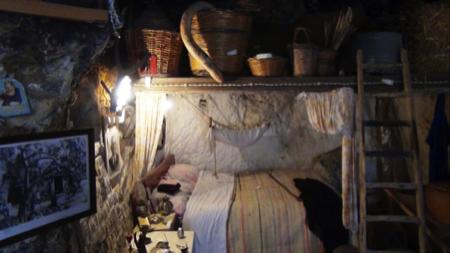Chiafura storia dei cavernicoli di Scicli 5