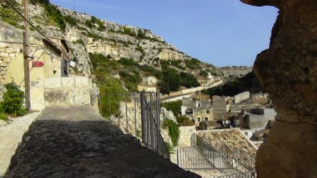 Chiafura storia dei cavernicoli di Scicli 8