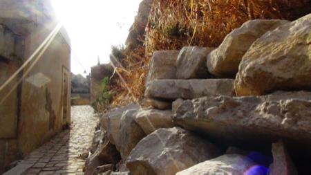 Chiafura storia dei cavernicoli di Scicli 9