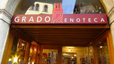 Enoteca Grado 12 a Trento 1
