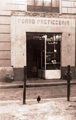 Il Panzerotto pugliese a Milano - Luini 1