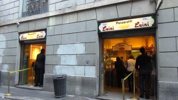 Il Panzerotto pugliese a Milano - Luini 12