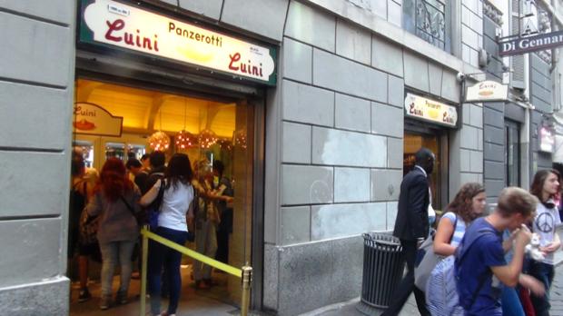 Il Panzerotto pugliese a Milano - Luini 5