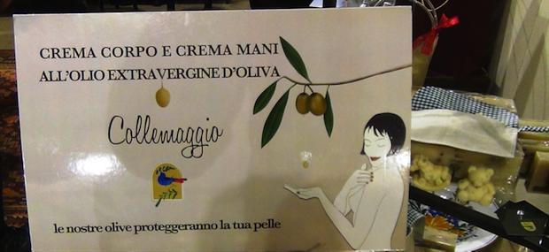 i cosmetici all olio extravergine di oliva di cignale 1
