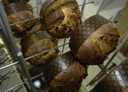 panettone tipico della tradizione artigiana milanese 1