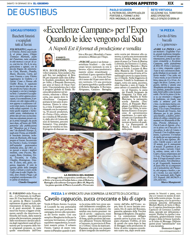 eccellenze campane per EXPO 2015 6