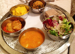 Govinda - ristorante cucina indiana vegetariana a Milano 5