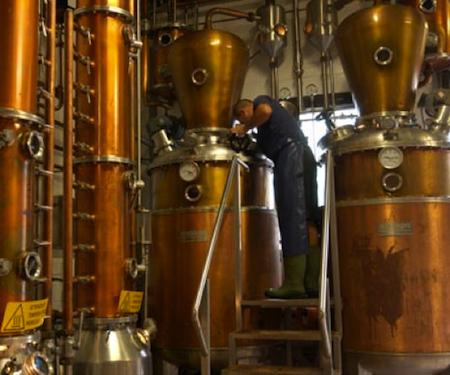 distillazione grappa a bagnomaria 1