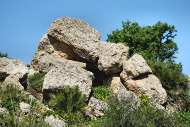 spec Sciacca - 2 - dolmen 1