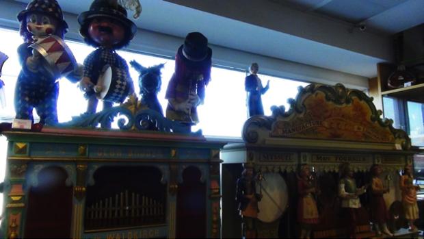Gli automi musicali del Museo Nicolis 1