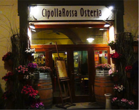 Osteria Cipolla Rossa - Firenze 1