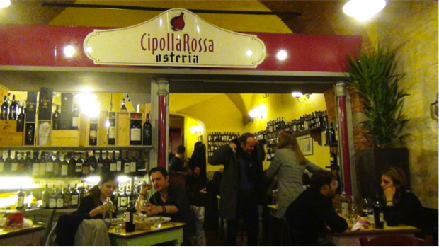 Osteria Cipolla Rossa - Firenze 3