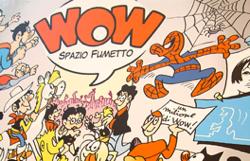Wow - Spazio fumetto - Milano 1