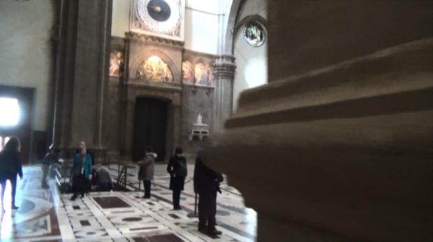cripta di santa reparata - Firenze 2