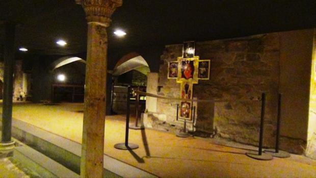 cripta di santa reparata - Firenze 3
