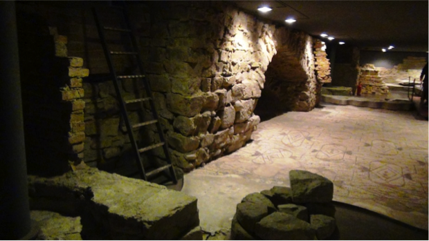 cripta di santa reparata - Firenze 4