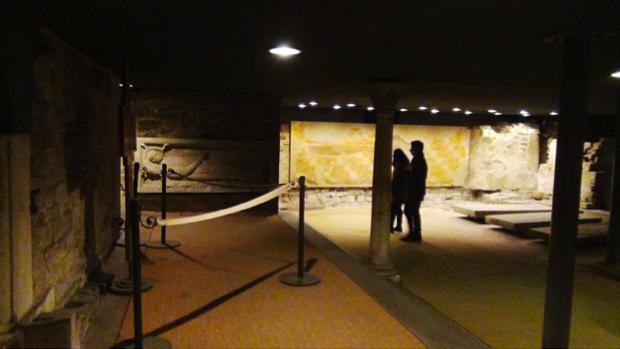 cripta di santa reparata - Firenze 5