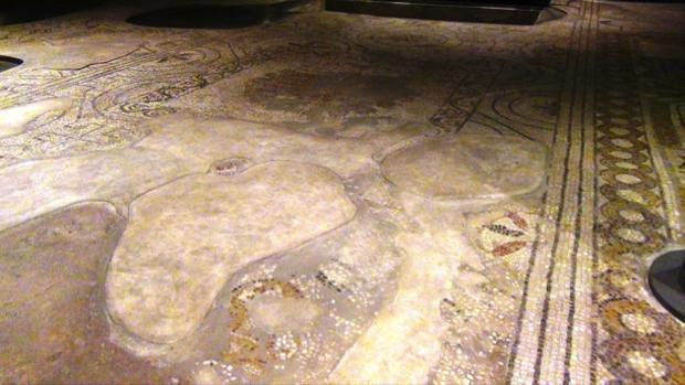 cripta di santa reparata - Firenze 7