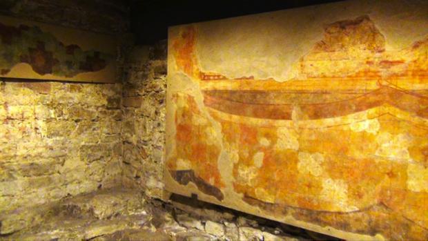 cripta di santa reparata - Firenze 8