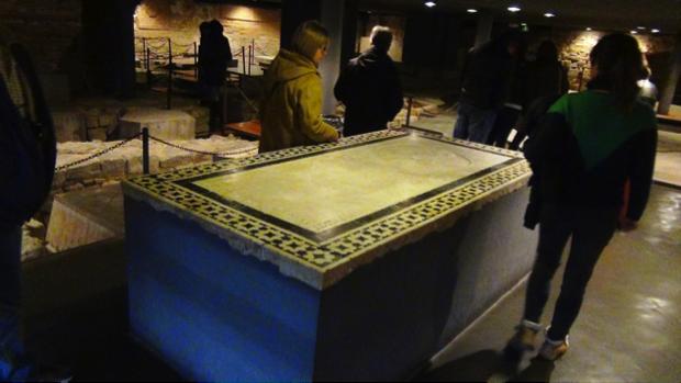 cripta di santa reparata - Firenze 9