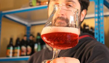 kriek Lambic - antica birra alla ciliegia 1