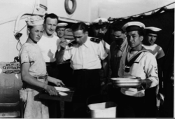menu anni 30 - base navale La Spezia 7