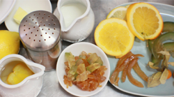 ricetta uovo di cioccolato ripieno di pastiera napoletana 6