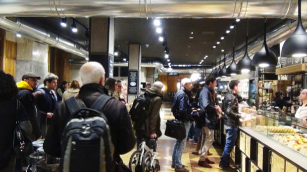 Bistrot Milano Centrale 1