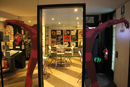 Fermo Immagine-museo cinematografico Milano 3