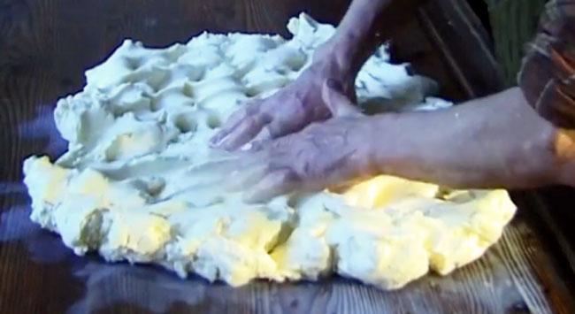 Risultati immagini per il burro lavorazione