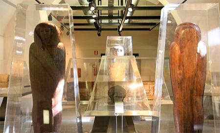 collezione Egizia Civico Museo Archeologico Milano 3