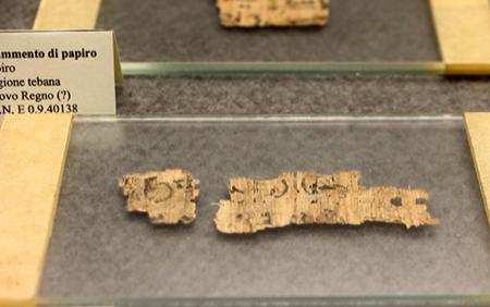 collezione Egizia Civico Museo Archeologico Milano 5