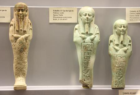collezione Egizia Civico Museo Archeologico Milano 7