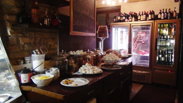 Ristoranti santi e peccatori della cucina romana tipica for Tipica cucina romana