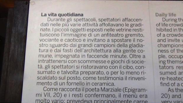 3spec Roma-2-cosa mangiavano i romani al Colosseo 3