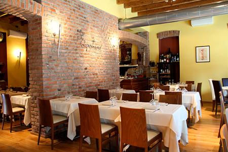 Capestrano - ristorante abruzzese a Milano 2