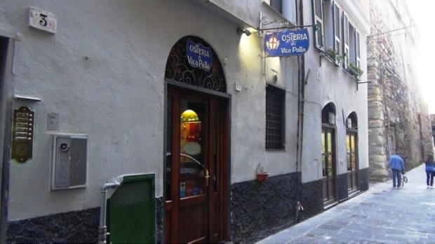 Osteria Vico Palla - Genova 1
